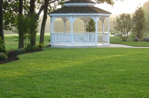 5th Hole Gazebo